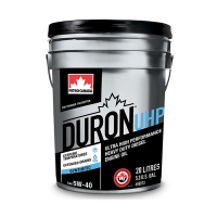 Моторное масло Petro-Canada DURON UHP 5W40, 20л